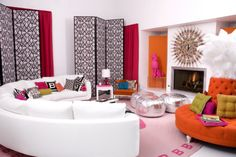 Barbie house in Malibu - love this!