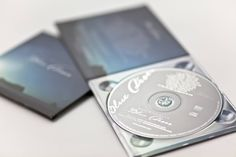 Azur Blue Band album design by Benvisual Blue Band, Album Design