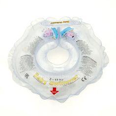 Transparante Baby-swimmer 0-24 maanden 3-12 kg