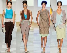 Fall Clothes for Over 40 | ... women over 40 from Diane van Furstenburg Spring 2012 fall collection