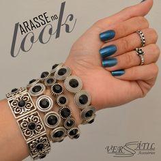 http://www.versatilacessorios.com.br/ #mixdeacessórios #mixpulseiras #pulseirismo