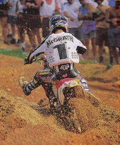 1996 Budds Creek Jeremy McGrath The king of #moto