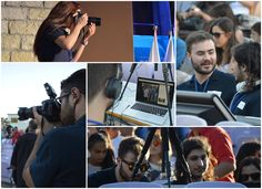 Our CUTing Edge staff was assigned by the university to capture various moments and provide live streaming of the the graduation ceremony of the Cyprus University of Technology. Day 1, 15/06/2016