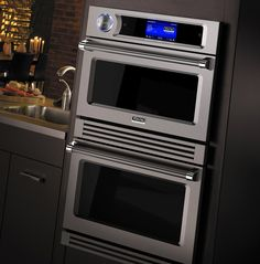 "Viking Range, LLC, a leader in kitchen technology, introduces the fastest residential oven in the world; the Viking Professional TurboChef™ 30"" W. Double Oven. This revolutionary oven allows consumers to prepare meals up to 15 times faster than conventional methods."