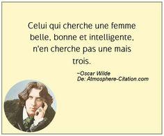 Citation de Oscar Wilde - Proverbes Populaires