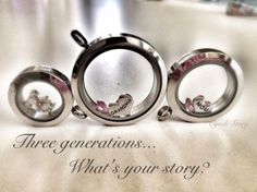 generations lockets ♥