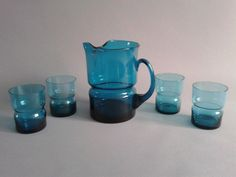 Huta Szkła Sudety, Z. Horbowy, 60s Poland Cup Design, Design Art, Glass Collection, Bauhaus, Poland, Art Deco, Ceramics, Antiques, Vintage