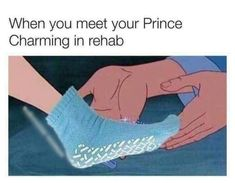 Laugh your self out with various memes that we collected around the internet. Occupational Therapy Humor, Physical Therapy Memes, Therapy Quotes, Recovery Humor, Recovery Quotes, Anxiety Humor, Addiction Recovery, I Love To Laugh, Prince Charming