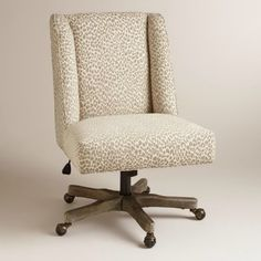 12 Stylish and Comfortable Office Chairs / Leopard Print Desk Chair