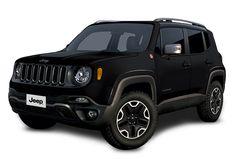 2016 Jeep Renegade Black