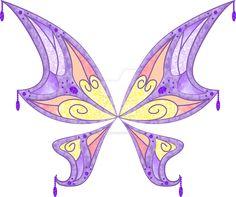 CE: Sieg Enchantix wings by CharmedWings.deviantart.com on @DeviantArt