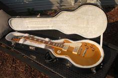 1957 Les Paul Goldtop Reissue Electric Guitar