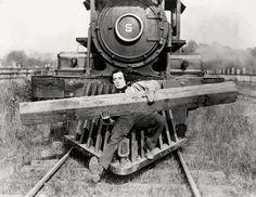 Le mécanicien de la Générale (The General) - Buster Keaton