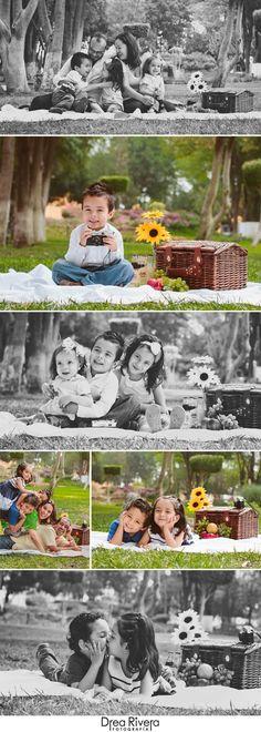 Family and kids photography | Fotografía de niños y familias por Drea Rivera