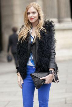 Paris Fashion Week Street Style: Fall 2012