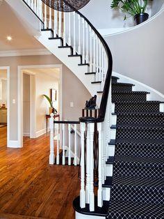 Home Decor Contemporary Staircase