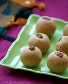 If you are looking for more Diwali Sweet Recipes then do check Aata Laddu, Rava Condensed Milk Laddu, Suji Kakara Pitha, Besan Ka Laddu, Mysore pak, Bread Rasmalai and Rasgulla. And here&#821…