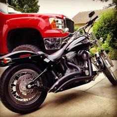 Harley-Davidson 03 Softail FXST