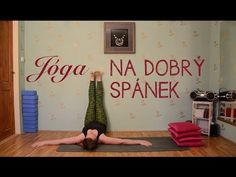 Jóga na hubnutí | zpevnění bříška a hýždí | 10 minut - YouTube Yoga Videos, Kettlebell, Workout, How To Plan, Youtube, Sports, Kids, Diet, Hs Sports