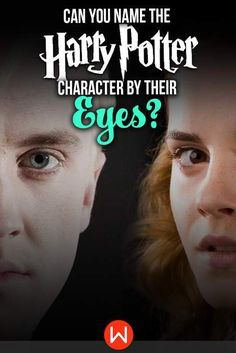 Quiz: Can You Name The Harry Potter Character By Their Eyes? - Women.com