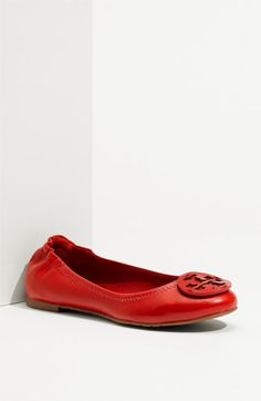 """normally not a """"label"""" gal, but these are the best red flats i've seen! cannot.wait. until they go live!"""