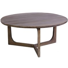 Barnaby Round Coffee Table Large