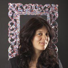 Giulia Pistolesi #decorazione #restauro #arte  http://omaventiquaranta.blogspot.it/2011/09/giulia-pistolesi.html