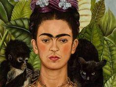 Jardín Botánico de Nueva York albergará obra de Frida Kahlo