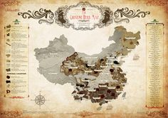 Baldwins Chinese Herb Map - Download & Share