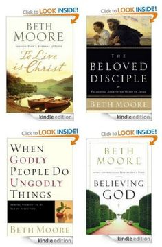 Beth Moore FREE Kindle Books