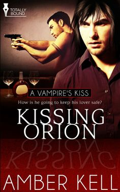 Kissing Orion  by Amber Kell ($3.09)
