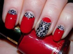 Vintage Musings Of A Modern Pinup: Rockabilly Nails