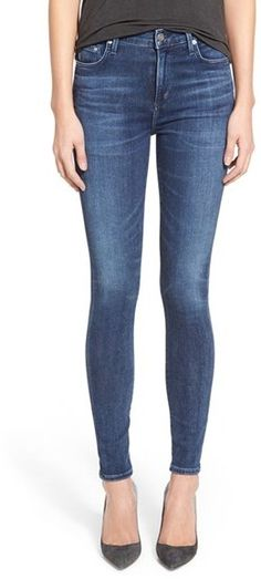 Women's Citizens Of Humanity Sculpt - Rocket High Waist Skinny Jeans