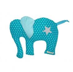 LOTTAS LABLE - Spielkissen Elefant Noa