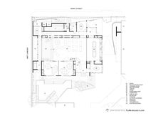 Image 11 of 11 from gallery of St Joseph's Primary School / dKO Architecture. Floor Plan