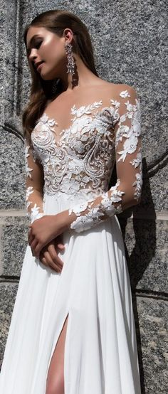Wedding Dress by Milla Nova White Desire 2017 Bridal Collection - Magnolia 1