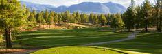 Hole 13 of Pine Canyon's award winning Jay Morrish designed golf course.