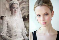 Grace Kelly make natural  30 tutoriais de maquiagem Cabelo Retro + Inspirado por Old Hollywood   Brit + Co