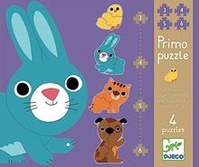Djeco down on the farm primo puzzle contains 4 progressive jigsaws ranging from 3 to 6 pieces. Puzzles, Boredom Busters, Wood Toys, Your Child, Scooby Doo, Children, Kids, You Got This, Beast