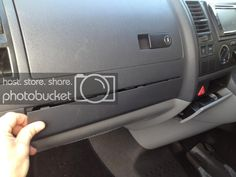 I was unlucky enough to have broken my drinks holder, much like many of you have done. I ended up purchasing the cheaper VW alternative holder that doesn't. Vw T5 Forum, Drink Holder, How To Remove, Van, Drinks, Vehicles, Beverages, Vans, Drink
