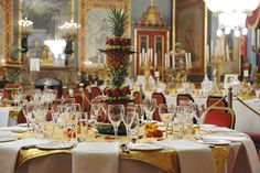 royal pavilion banqueting room - Google Search
