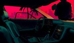 just-a-driver: Hotline Miami Fan art by rhoogers