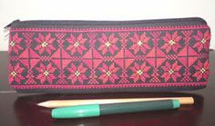 Pencil cases - Palestinian Bedouin Clothing & Crafts