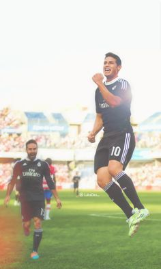 James Rodriguez Real Madrid 2014 2015