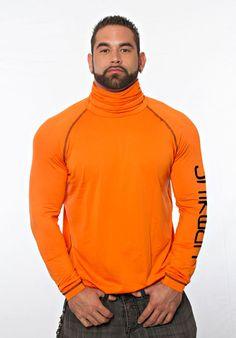 Original Orange Back Snikwah Icon- Front | Sizes: Men's M-XXL