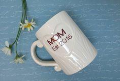 New Mom Gift  Handmade Pottery  Mom Gift  by CreativityHappens