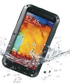 Samsung Galaxy Note 3 Defender Case met Display Glas