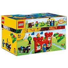 LEGO Bricks & More  - Cubo Construye y Juega - 4630