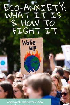 Are you feeling stressed because of climate change and the state of the planet? Here are some tips that I hope will help your eco-anxiety. Feeling Stressed, How Are You Feeling, Earth Day History, Earth Day Activities, Science Activities, Help The Environment, Be Natural, Upper Elementary, Earth Science
