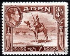 British Colonies & Territories Aden Stamps 1939 King George Vi Sg 23 Mounted Mint